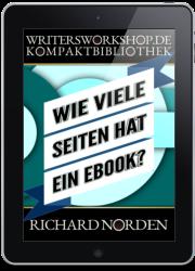 Wie viele Seiten hat ein eBook?